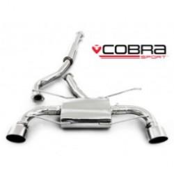 Echappement COBRA Sport pour GT86 et BRZ