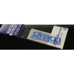 Sticker Gramlight Luminous Blue 8mm