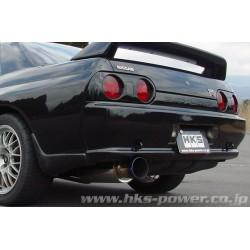 Hi-Power TITAN (Ti-Tip) Nissan GTR32