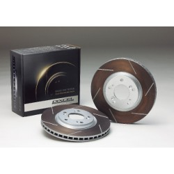 Disques arrieres DIxcel Evo 7 8 9
