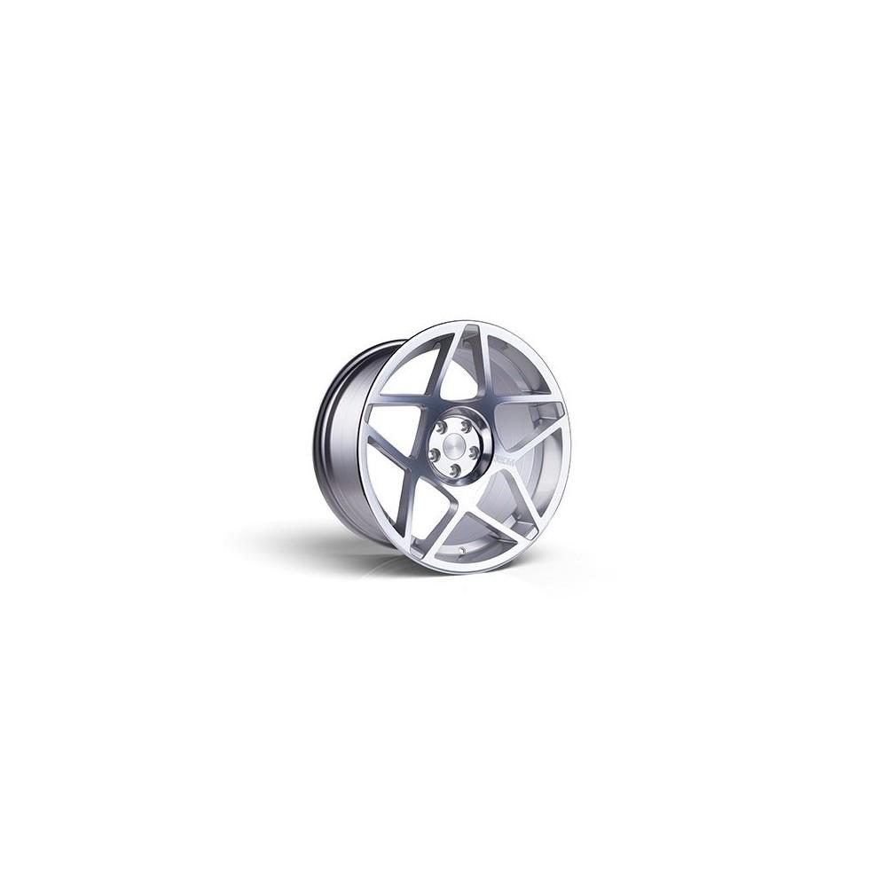 4SDM 008 20x10.5 5x120 ET42 Silver