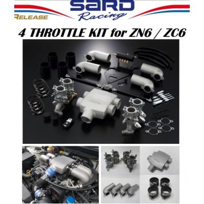 Kit ITB  SARD GT86 BRZ