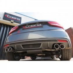 Catback inox COBRA Audi S1