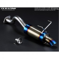 DC5 C304 SUS Exhaust system Rear Tail 60R