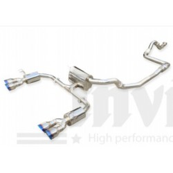 Honda Civic 12/- FK2 Type R Cat-back exhaust Q300
