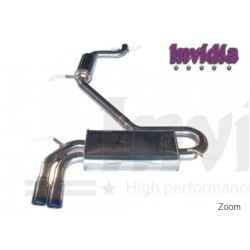 Scirocco / Golf V / Seat Leon 2.0 Tsi Cat-back exhaust Q300tl