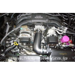 GT86 BRZ dry carbon suction kit