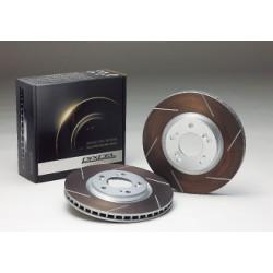 Disques avant DIxcel Lexus GS 300 -350 2005-2011