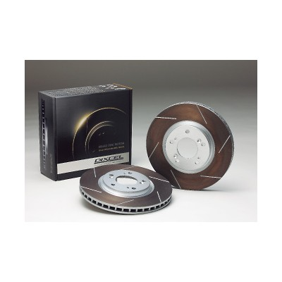 Disques arrieres S2000 Dixcel