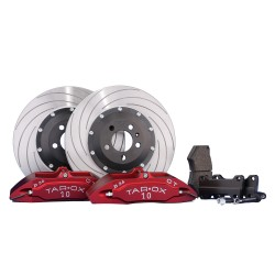 kit gros freins HOnda civic crx 318mm