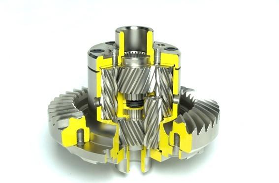 ATB Quaife (lsd) pour Opel astra G et Vectra boite F23