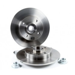 Disques arrieres BREMBO 208