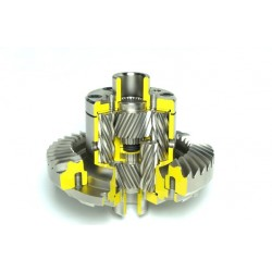 LSD Quaife 1.6 THP boite 6