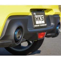 HKS LEGAMAX Swift Sport ZC33S
