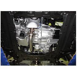 front pipe Fujitsubo ZC33S