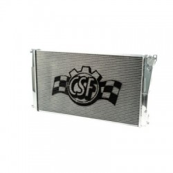 Radiateur CSF Porsche 911 Carrera (991.1 & 991.2) / 981 Boxster aux. center / Cayman aux. center radiator