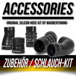 silicon hose kit VAG 2,0TFSI / TSI (plastic)