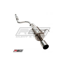 DC2 TYPE-R C304 SUS Exhaust system 60RS