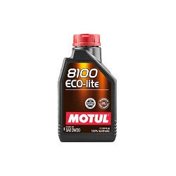 MOTUL 0w20 Ecolite 8100 1 LItre