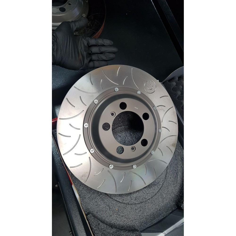 Disques BREMBO sur bol 997 GT3 380mm