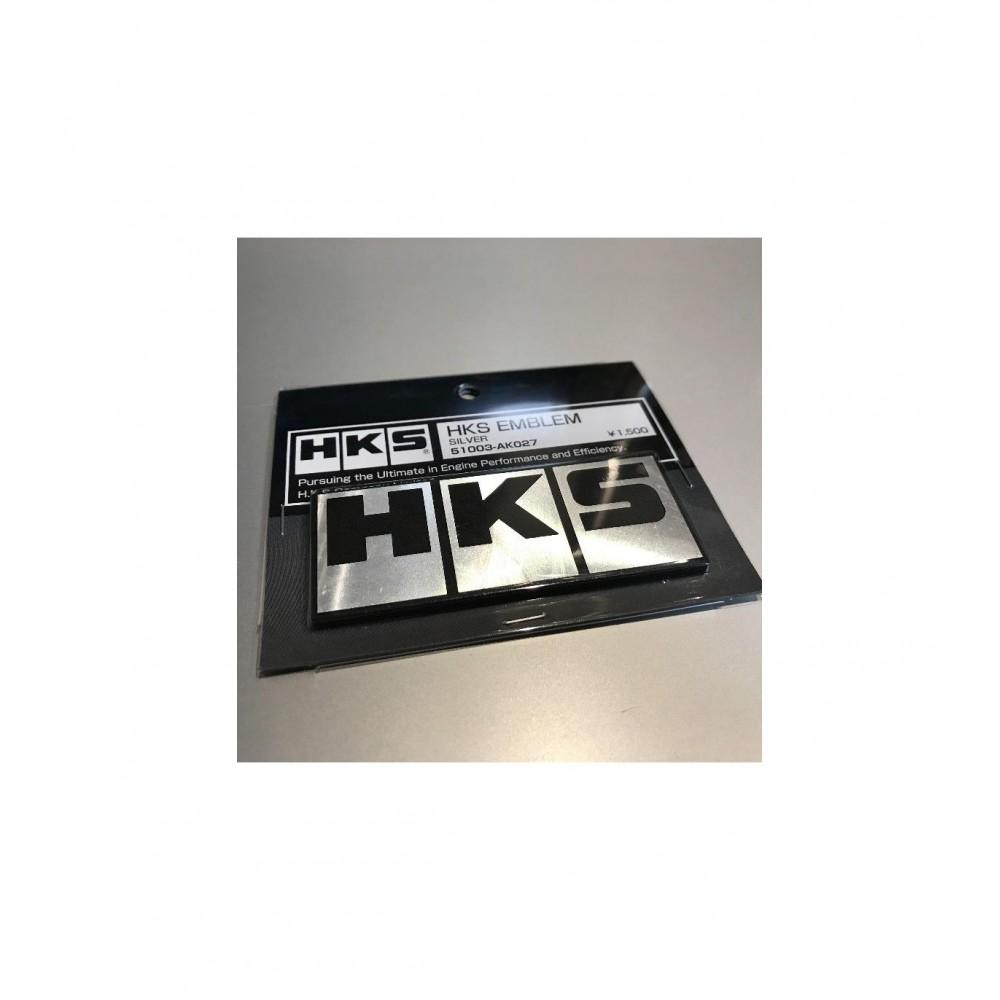 Emblem HKS alumium adhésif