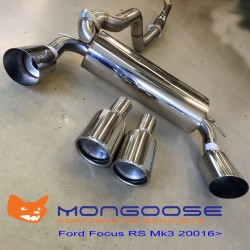 Ligne inox Mongoose Focus RS3