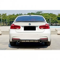 Diffuseur Arri�re BMW F30 / F31 335I Mtech Carbone