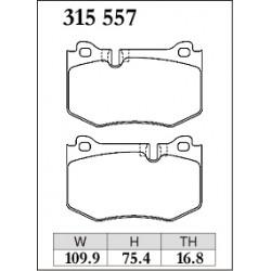 Plaquettes  Lexus GF-F RC-F LS600h