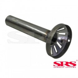 SRS Exhaust Adjustable Silencer 85mm (Universal)