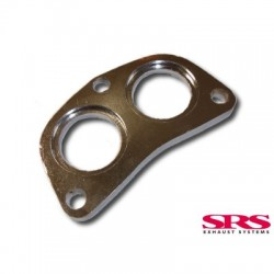 SRS Exhaust Plate/Flench For 2-Piece Header (Universal)