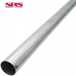 SRS Exhausts pipe round - Ø76mm/3.00'' (Universal)