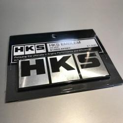 HKS Emblem aluminium