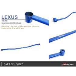 LEXUS RX '16- REAR SUB-FRAME BRACE - 1PCS/SET