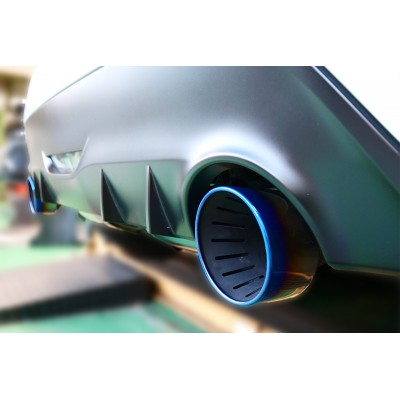 HKS Turbo Muffler pour Yaris GR