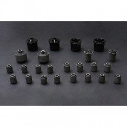 240SX S13 COMPLETE BUSHING KIT (HARDEN RUBBER) 24PCS/SET