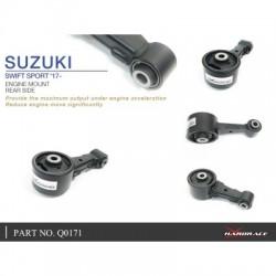 SUZUKI SWIFT SPORT '17- ENGINE MOUNT, REAR - 1PCS/SET